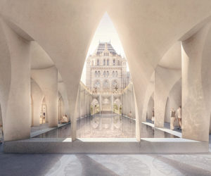 London Natural History Museum Receives Makeover