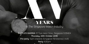 SINGAPORE RENDEZVOUS Hosts WOW 15th Anniversary