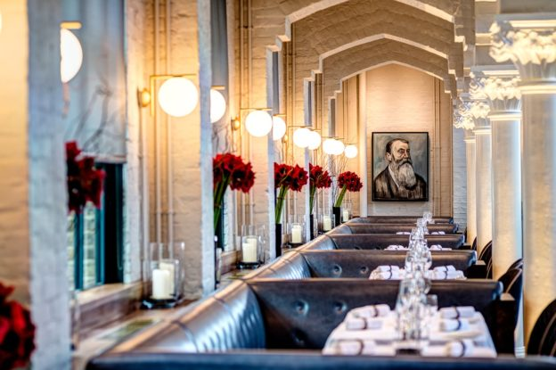 German Gymnasium Most Beautiful London Restaurant