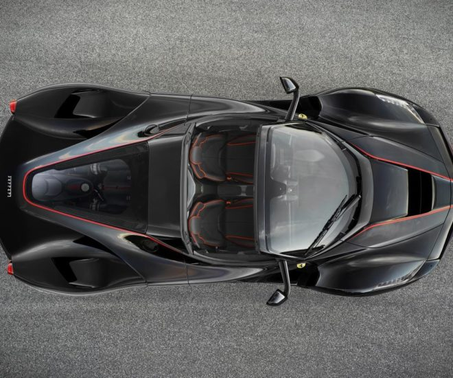LaFerrari Aperta Rolls Out, Sells Out