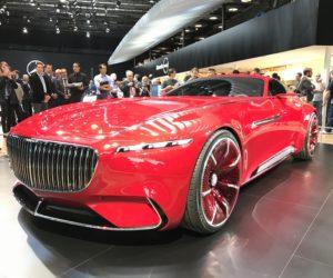 5 Crowd-Pleasing Cars: Paris Motor Show