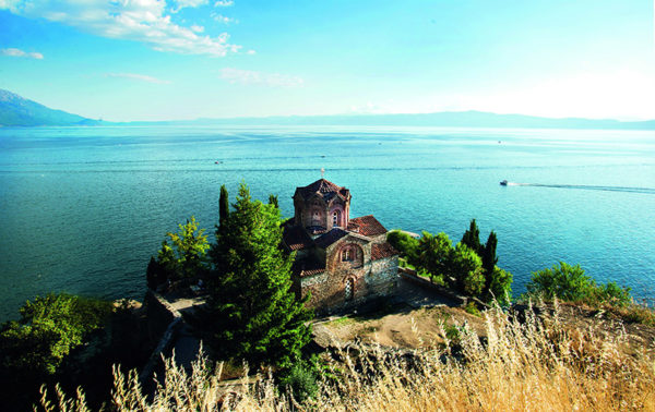 Ohrid in Macedonia is one of Lonely Planet's top destinations for 2017. © Lonely Planet Lonely Planet