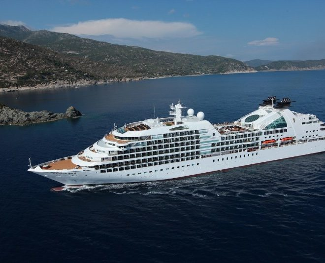 Best Luxury Cruise of 2016: Seabourn