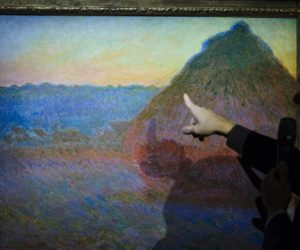 New Auction High for Monet Haystack: Christie's