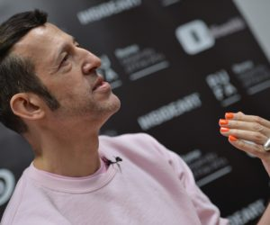 Can Good Design Fix World? Karim Rashid Thinks So