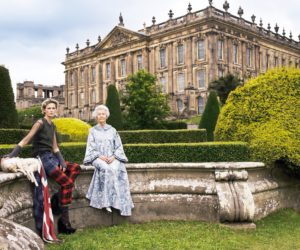 Gucci Sponsors Chatsworth House Fashion Exhibition