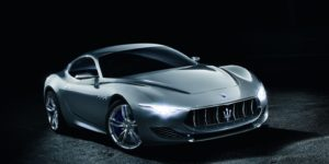 All-Electric Maserati Alfieri Gets 2020 Debut