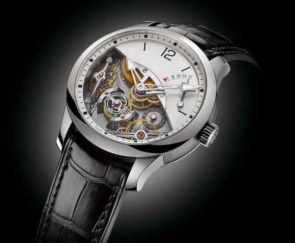 Greubel Forsey Double Balancier Incliné