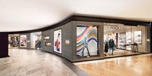 Fendi Reopens Marina Bay Sands Store