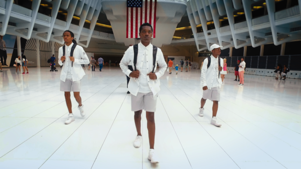 Moncler Tribute to New York spike lee film