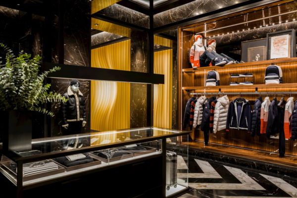 uk availability df5fb a59d9 Moncler Opens New York Flagship, Celebrates with Art
