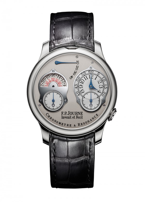F.P Journe's Chronomètre à Résonance