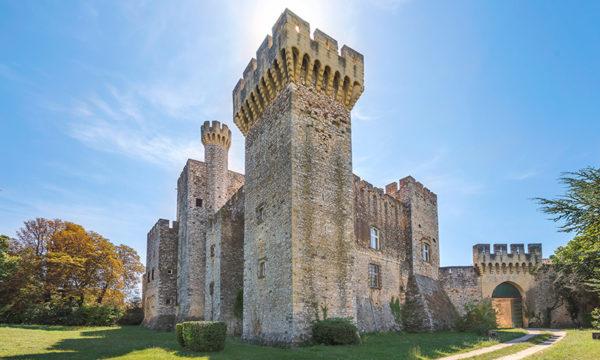 Castle Uzes