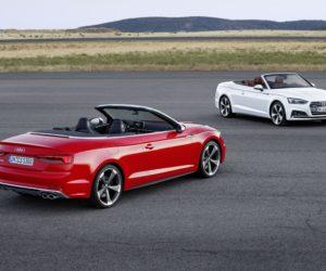Audi A5 Cabriolet Breaks Cover Ahead of LA Auto Show
