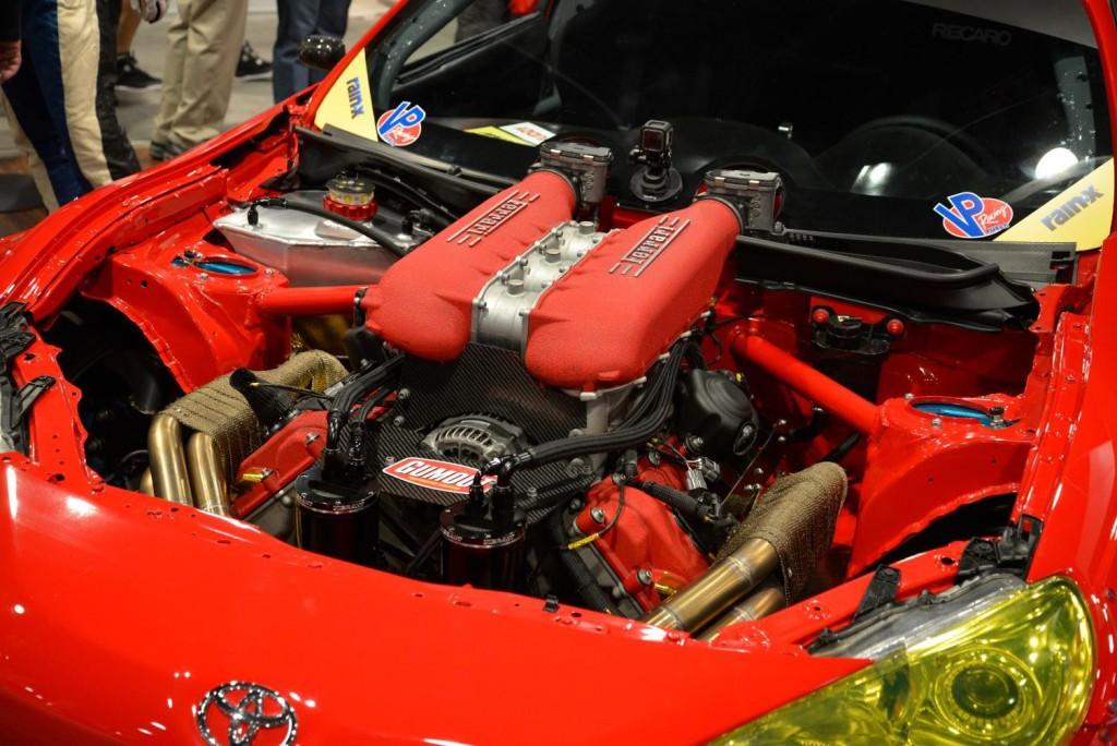 Gumout GT4586 Drives Circles Round Ferrari