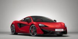 McLaren Tweaks 570S for Design Edition