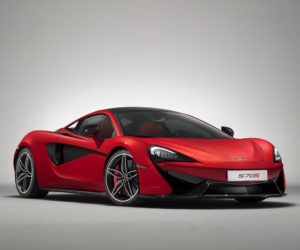 McLaren Tweaks 570S for Design Edition