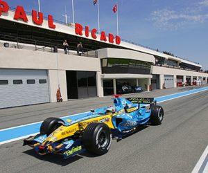 formula one french grand prix