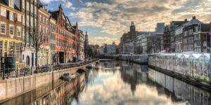 Invest in Amsterdam, The Netherlands: Outstanding apartments along the canal