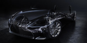 Lexus LS Debut: Highly anticipated new model to be unveiled at 2017 North American International Auto Show