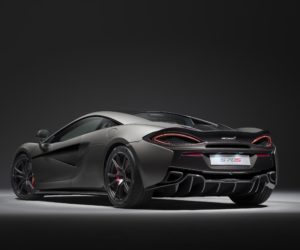 McLaren 570S Gets Back on Track