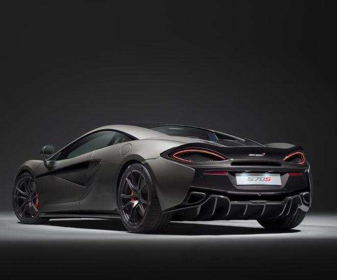 McLaren 570S Gets Back on Track