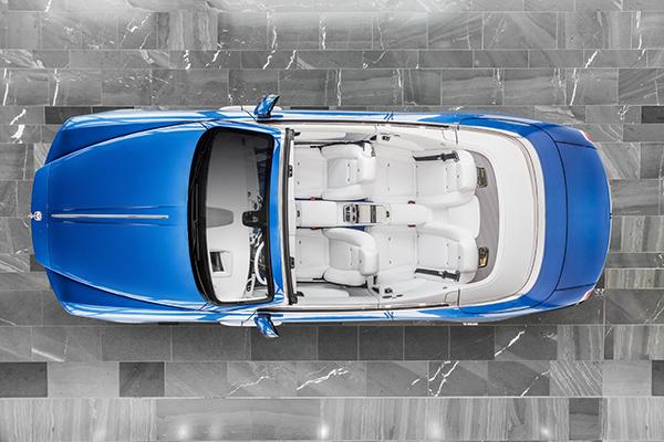 Rolls Royce bespoke commissions