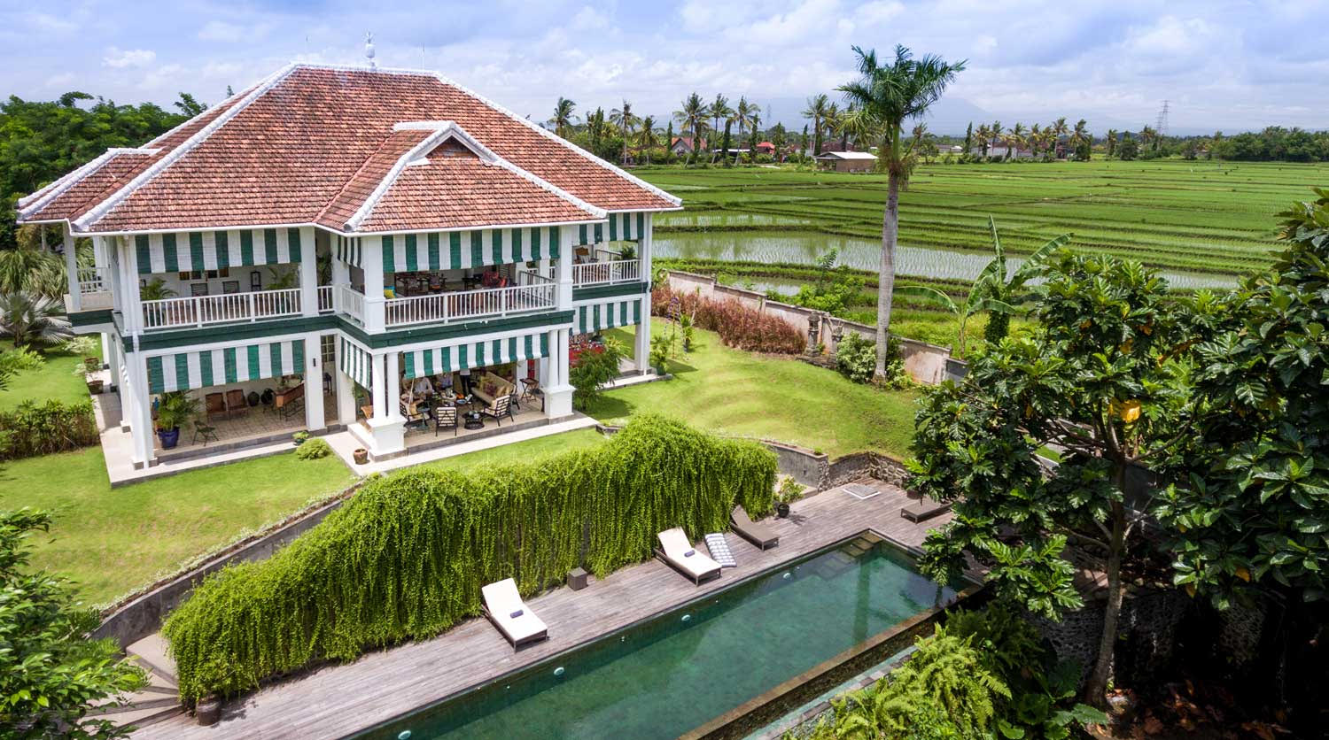 Location Maison Bali best hotels in bali, indonesia: visit to luxury guesthouse, maison simba