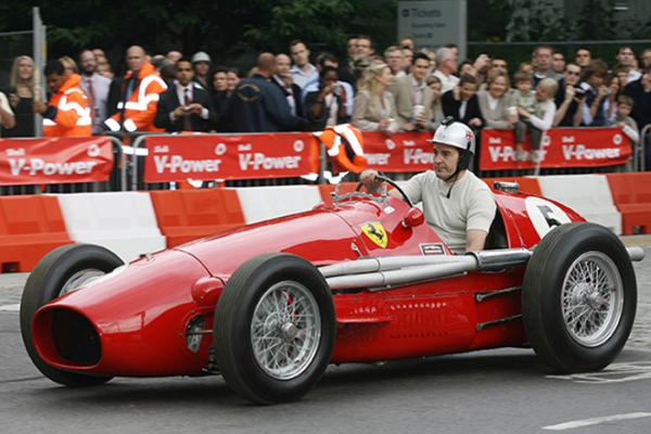 Classic Car Show In France Ferrari To Showcase Vintage Racing Cars - Ferrari car show