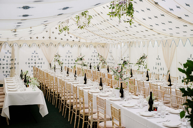Outdoor Party Ideas 7 Tips For A Successful Event By The Arabian Tent Company Founder Katherine Hudson
