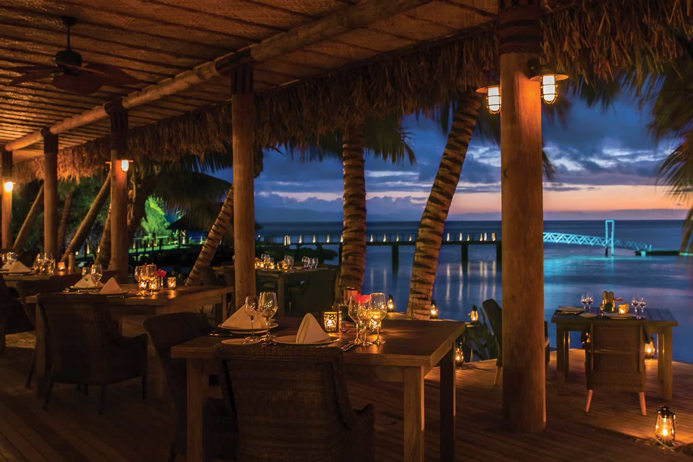 Kokomo Island Resort in Fiji. Image courtesy of the Kokomo Island Fiji Website.