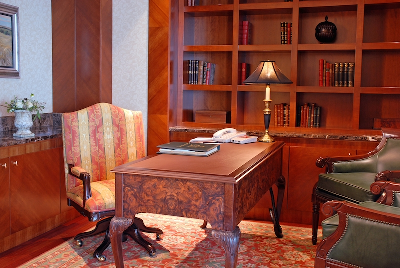 The Royal Suite at Copenhagen Marriott Hotel. Image courtesy of Copenhagen Marriott Hotel