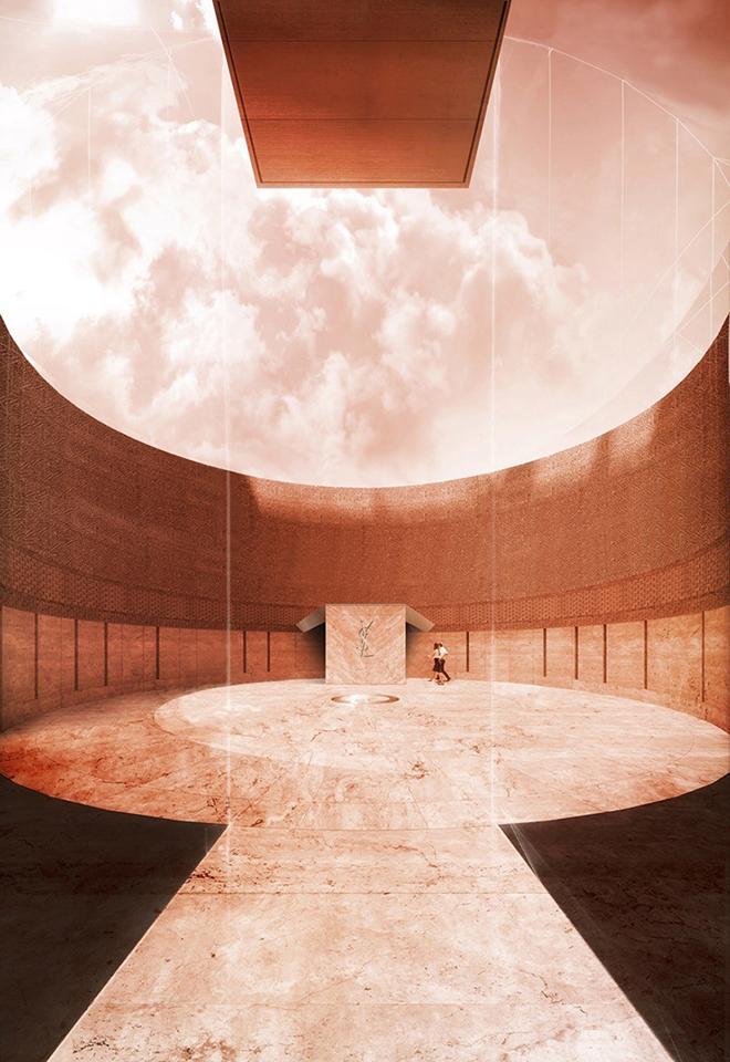 The Musée Yves Saint Laurent Marrakech