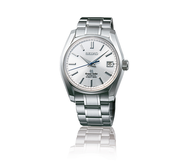 Grand Seiko Ref. SBGH037, fitted with the brand's hi-beat mechanical movement