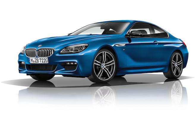 The M Sport Limited Edition of the BMW 6 Series | © BMW Group AG