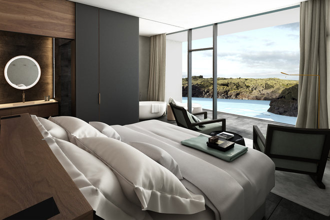 Unique Hotels In Iceland The Moss Hotel And Lava Cove Set To Open Blue Lagoon