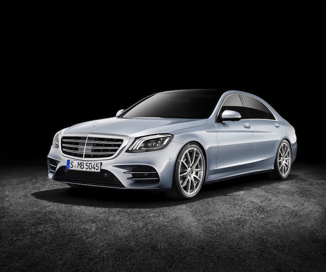The 2017 Mercedes-Benz S-Class. Image courtesy of Daimler AG