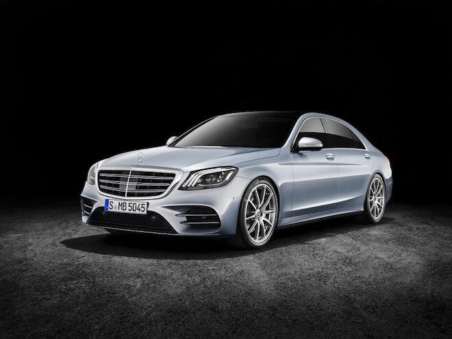 The 2017 Mercedes-Benz S-Class. Image courtesy of Daimler AG