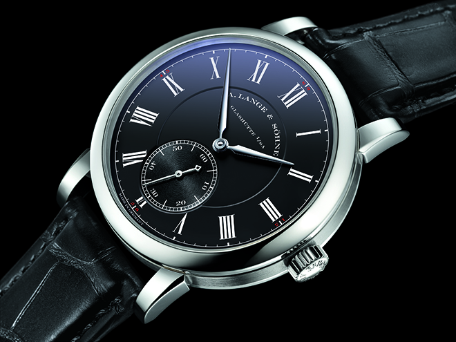 "The A. Lange & Söhne Richard Lange ""Pour le Mérite"""