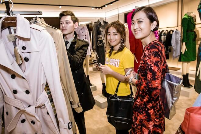 LUXUO Art Republik Burberry Tales Of A Trench Coat exhibition Singapore 6017