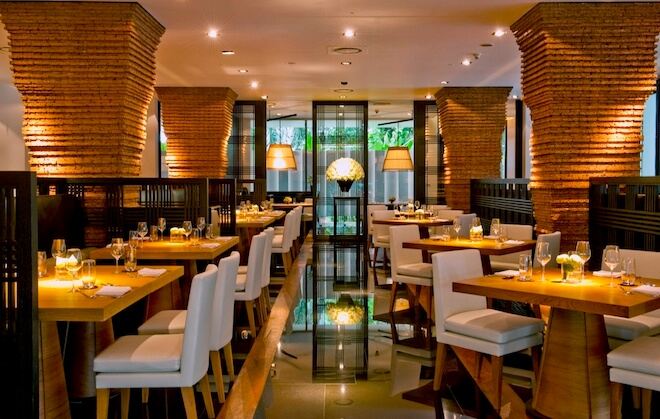 Nahm in Bangkok, Thailand. Image Courtesy of Nahm, All Rights Reserved