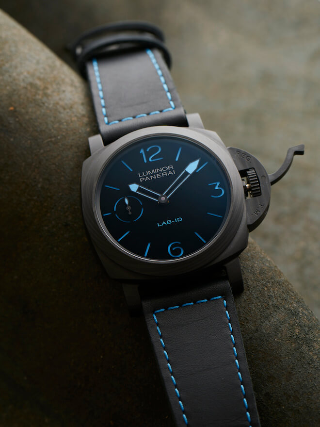 Panerai LAB-ID Luminor 1950 Carbotech 3 Days PAM700