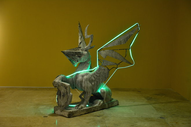 Ronald Ventura, Work from 'Shadow Forest: Encounters and Explorations'