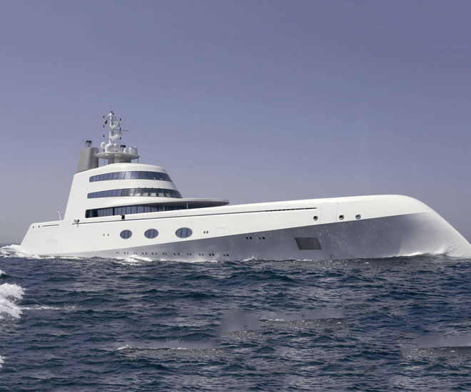 The Top 10 Most Expensive Yachts In The World Owned By