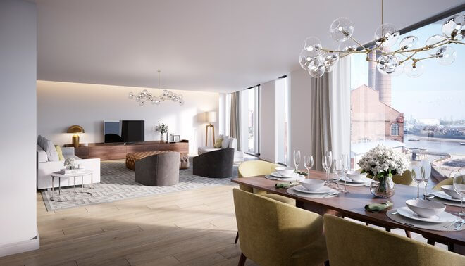 Superieur Luxury Property Developments With Designer Interiors
