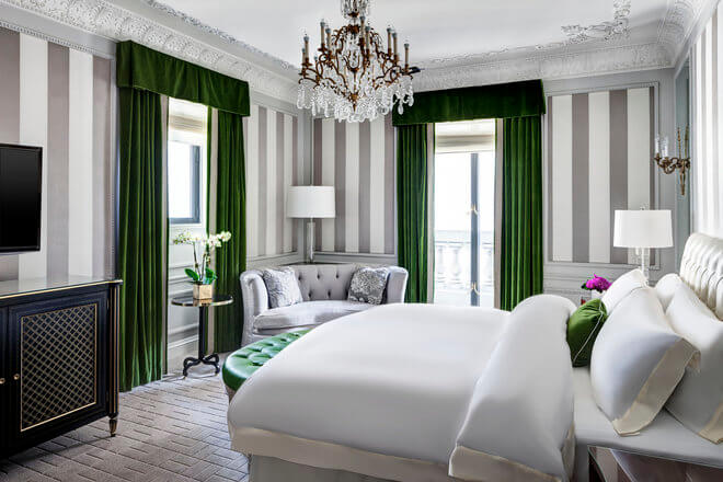 for a true upper east side experience guests are allowed to access the hotels day night