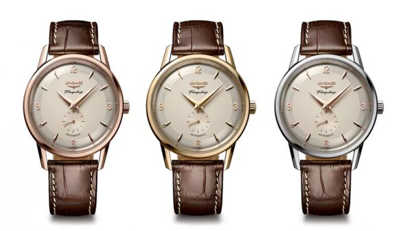 The Longines Flagship Heritage 60th Anniversary 1957-2017, a re-issue from Baselworld 2017, based on a heritage design eventually picked by Kate Winslet for her Golden Hat Foundation charity auction.