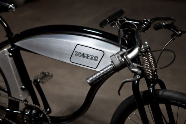 Derringer Electric Bike is the first e-bike from famed bicycle manufacture Derringer