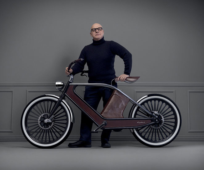 5 Luxurious Designer Electric Bicycles