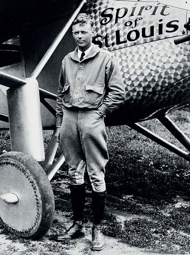 Charles Lindbergh conceptualised the Lindbergh Hour Angle watch crucial to pioneering aviators of that century.